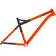 NS Bikes Eccentric Alu 650B Frame orange/black
